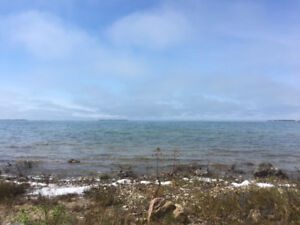 LAKE LOT FOR SALE-BRUCE PENINSULA (Howdenvale, Ontario)
