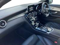 2018 Mercedes-Benz C Class C43 4Matic Premium 4dr Auto Saloon Petrol Automatic