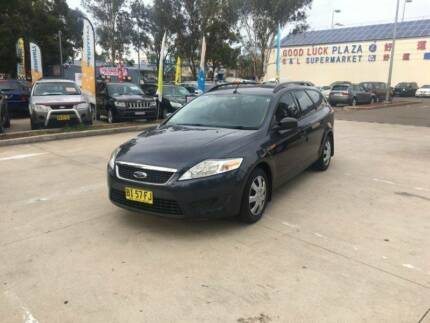 2010 Ford Mondeo Wagon Automatic low km 134,000 May2019 Rego Mount Druitt Blacktown Area Preview