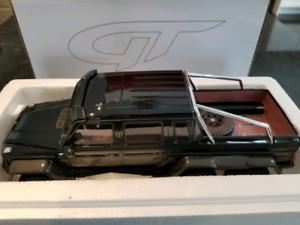 1:18 Resin not Diecast GT Spirit Mercedes-Benz G63 AMG 6x6