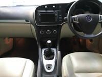 2008/58 Saab 9-3 1.9 TiD Vector Sport Turbo Diesel 4 Door Saloon Black