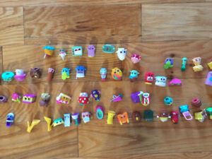 Shopkins.  Like New.  Some are Rare and Ultra Rare.