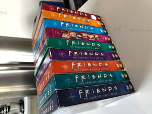Complete Friends DVD box set $100