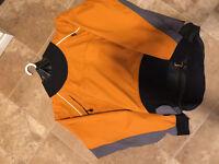 Atlan Kayak Dry Suit Jacket men's size XL