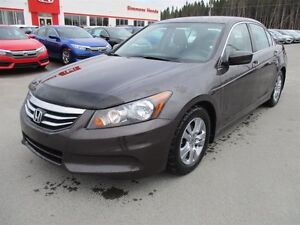 Honda Accord Sedan 4dr I4 Man SE 2012