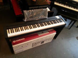 demo yamaha p-255  new