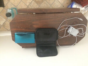 3DS W/ CASE AND CHARGER