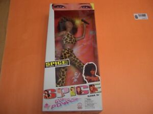 SPICE GIRLS SCARY MEL B GIRL POWER DOLL SEALED 1997