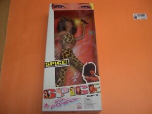 SPICE GIRLS SCARY MEL B GIRL POWER DOLL SEALED 1997 London Ontario image 1