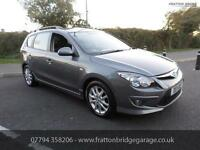 HYUNDAI I30 COMFORT CRDI Full Service History Very Economical, Grey, Auto, Diese