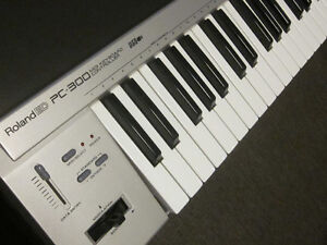 Roland Edirol PC-300 Midi / USB controller 49 keys..TRADE??