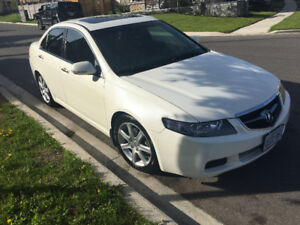 MANUAL 2004 ACURA TSX LOWERED