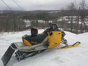 2005 Rev 440 Trail Converted- Tempa Flow installed