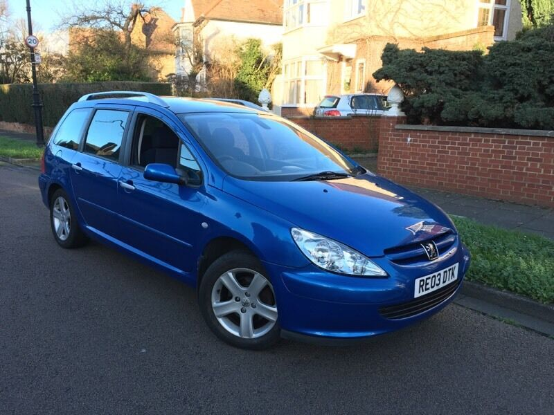 2003 peugeot 307 sw xsi estate panoramic roof clean car 795 in tooting bec london gumtree. Black Bedroom Furniture Sets. Home Design Ideas
