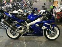 1999 T YAMAHA YZF 998CC YZF R1 * LOW MILEAGE, 3MTH WARRANTY, FINANCE AVAILABLE*