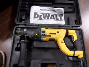 ksq buy&sell SDS Corded D-Handle Hammer Drill Kit for sale