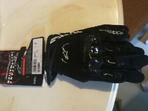 Alpinestars SMX-2 Air Carbon V2 Gloves - Brand New