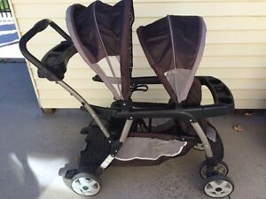 Graco sit and stand stroller- still available , make an offer!