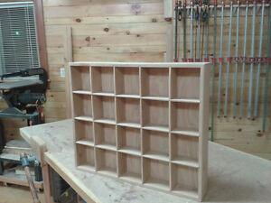 Solid oak tie box Belleville Belleville Area image 3