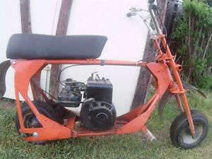 4 stroke 2.5hp mini bike