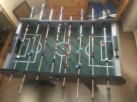 Table football -as new condition
