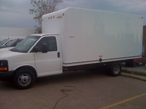 2015 GMC Savana 3500 CUBE VAN Peterborough Peterborough Area image 5