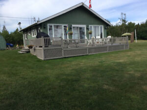 WATERFRONT FOR SALE - CARIBOU ISLAND {299,900 CARIBOU ISLAND RD}