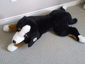 Brand new with tags large plush dog stuffed toy London Ontario image 3