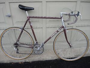 Retro Japanese Road Bike