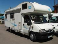 2003 McLouis 690 Motorhome 6 Berth 2.8 Diesel