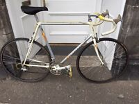 Carrera Monza road bike Reynolds 531 frame