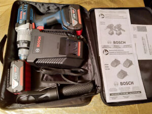 Bosch DDH181X-01 18-Volt 1/2-Inch Brute Tough Drill/Driver with
