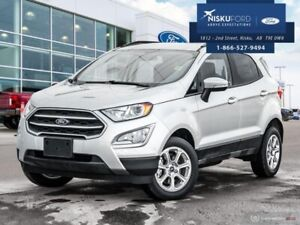 2018 Ford EcoSport SE AWD  - Package