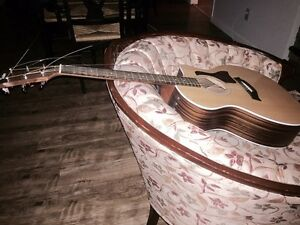 Taylor Acoustic/Electric 214ce model with case