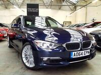2014 BMW 3 Series 3.0 335d Luxury Touring Sport Auto xDrive 5dr