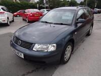 VW VOLKSWAGEN PASSAT 1.9 TDi 110 SE ESTATE~T'99~5 DOOR ESTATE~5 SPEED MANUAL