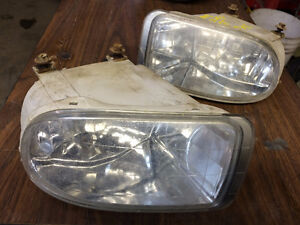 2000-2002 SUBARU LEGACY GT FOG LIGHTS