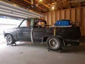 1986 Short Box Chevy Project Truck