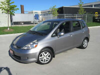 2007 Honda Fit  Automatic, Only 94000 km, up to 3 years warranty