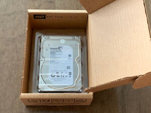 """Disque dur 3.5"""" Seagate Enterprise NAS HDD 4TB #ST4000VN0001"""