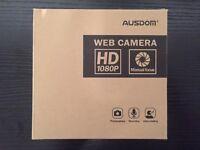 HD 1080P Webcam (Brand New)