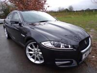 2012 Jaguar XF 3.0 V6 Supercharged Premium Luxury 4dr Auto Sunroof! Rear Came...
