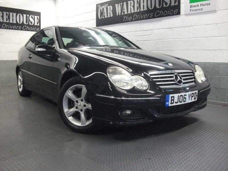 mercedes c class c 180 kompressor sportcoupe se in redcliffe bristol gumtree. Black Bedroom Furniture Sets. Home Design Ideas
