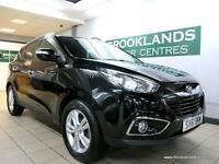 Hyundai IX35 1.7 CRDI 2WD PREMIUM [3X SERVICES, LEATHER, HEATED SEATS and PANORA