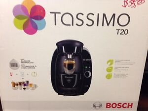 Cafetier Tassimo T20 Usager