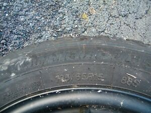 Firestone Winter Tires for Sale (185/65/R15)