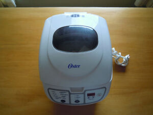 Oster Expressbake Bread Maker Model # 5838-33