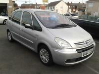 2004 CITROEN XSARA PICASSO 1.6i Desire 2 From GBP1,995 + Retail Package