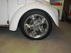 17 inch wheels/rims 5x114.3 BP