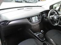 2017 Vauxhall Crossland x X 1.6t Diesel Ecot 99ps Se Ss 5 door Hatchback